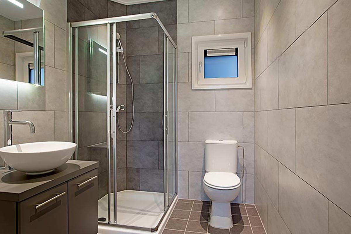 5. Badezimmer Orlando Mobilheim